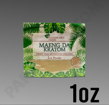 Load image into Gallery viewer, Remarkable Herbs - Kratom Powder Tea Green Vein Maeng Da