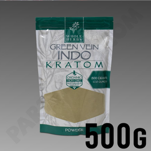 Whole Herbs - Kratom Powder Tea Green Vein Indo