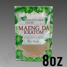 Load image into Gallery viewer, Remarkable Herbs - Kratom Powder Tea Red Vein Maeng Da