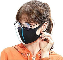 Load image into Gallery viewer, TGR - Mask Black Anti Dust Unisex Reusable