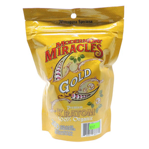 Modern Day Miracles - Kratom Powder Tea Gold For Sale