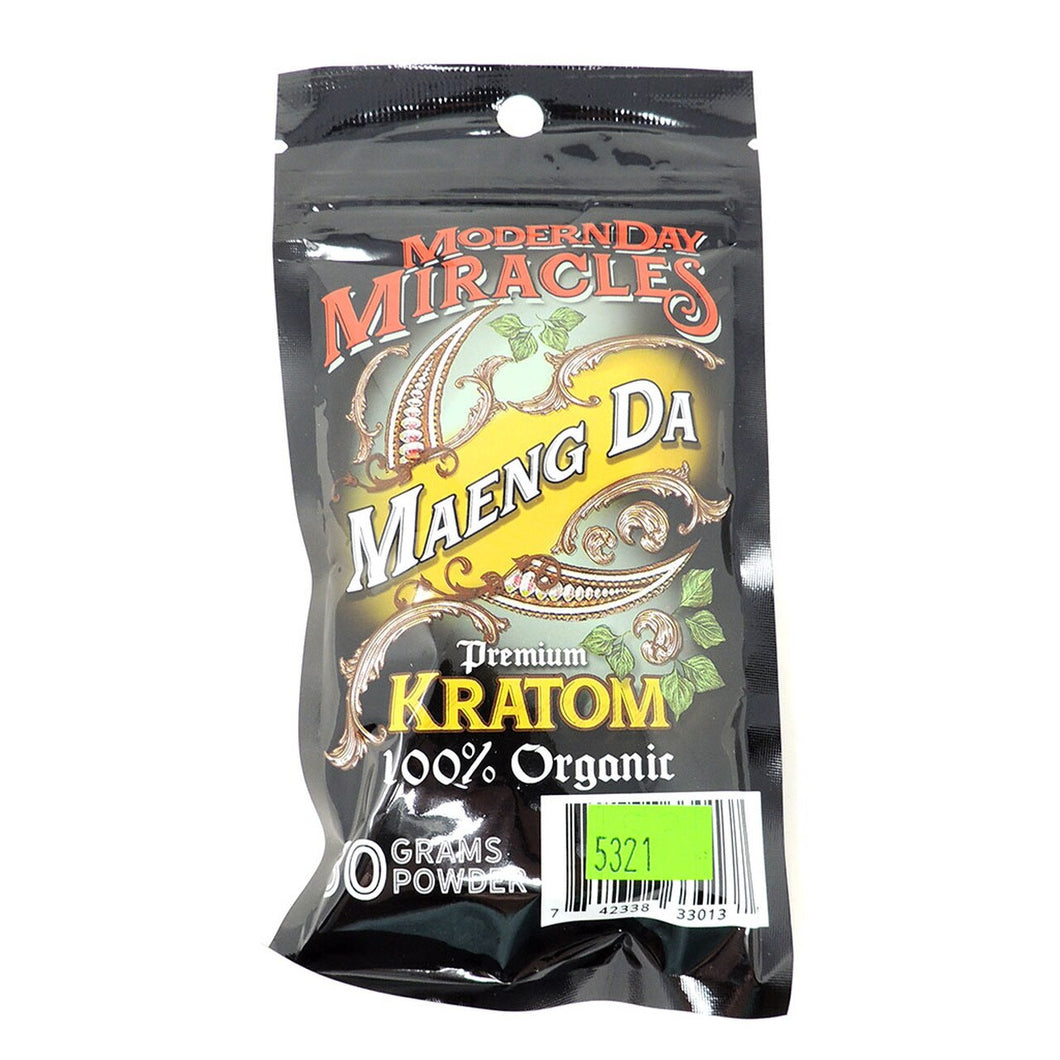 Modern Day Miracles - Kratom Powder Tea Maeng Da For Sale