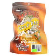 Load image into Gallery viewer, Modern Day Miracles - Kratom Capsule Gold Bali For Sale