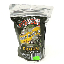 Load image into Gallery viewer, Modern Day Miracles - Kratom Powder Tea Green Maeng Da For Sale