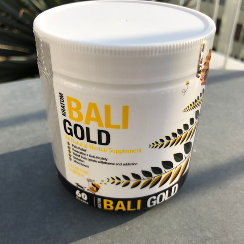 Bumble Bee - Kratom Powder Tea Bali Gold 60gm For Sale