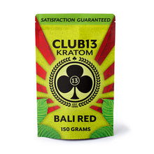 Load image into Gallery viewer, Club 13 - Kratom Powder Tea Red Bali For Sale