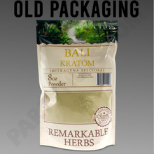 Load image into Gallery viewer, Remarkable Herbs - Kratom Powder Tea Red Vein Bali