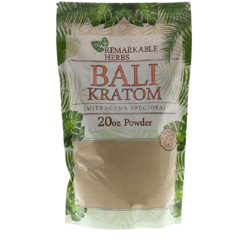 Remarkable Herbs - Kratom Powder Tea Red Vein Bali