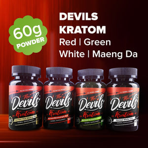 Devils - Kratom Powder Tea 60gm For Sale