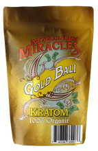 Load image into Gallery viewer, Modern Day Miracles - Kratom Powder Tea Gold Bali For Sale