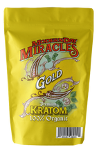 Load image into Gallery viewer, Modern Day Miracles - Kratom Powder Tea Gold For Sale