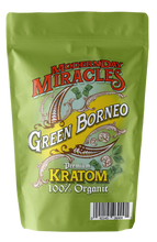 Load image into Gallery viewer, Modern Day Miracles - Kratom Powder Tea Green Borneo For Sale