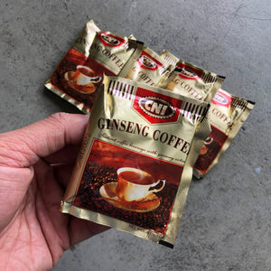 Ginseng - Instant Coffee Tea Herb