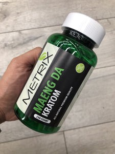 Metrix - Kratom Capsule For Sale
