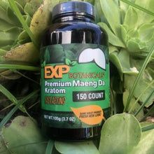 Load image into Gallery viewer, Experience Botanicals - Kratom Capsule Maeng Da Green Vein For Sale
