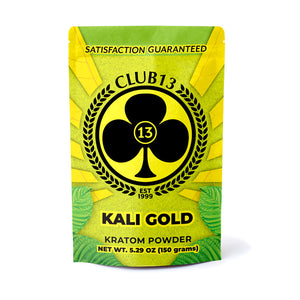 Club 13 - Kratom Powder Tea Kali Gold For Sale