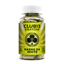 Load image into Gallery viewer, Club 13 - Kratom Capsule Maeng Da For Sale