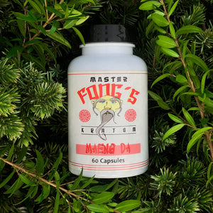 Master Fongs - Kratom Capsule Maeng Da For Sale