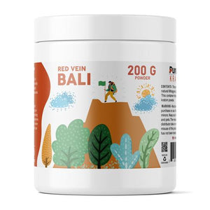 Pure Zen - Kratom Powder Tea Red Vein Bali For Sale