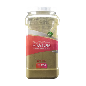 Natural Health Botanicals - Kratom Powder Tea Red Vein For Sale