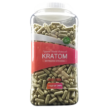 Load image into Gallery viewer, Natural Health Botanicals - Kratom Capsule Red Vein For Sale
