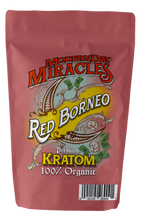 Load image into Gallery viewer, Modern Day Miracles - Kratom Powder Tea Red Borneo For Sale