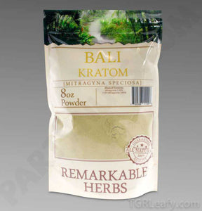 Remarkable Herbs - Kratom Powder Tea Bali For Sale