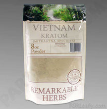 Load image into Gallery viewer, Remarkable Herbs - Kratom Powder Tea Vietnam For Sale