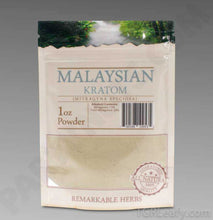 Load image into Gallery viewer, Remarkable Herbs - Kratom Powder Tea Malaysian For Sale