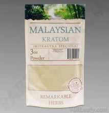 Load image into Gallery viewer, Remarkable Herbs - Kratom Powder Malaysian for sale