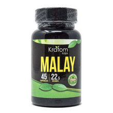 Load image into Gallery viewer, Kratom Kaps - Kratom Capsule Malay Green Vein For Sale