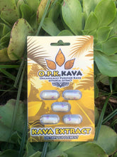Load image into Gallery viewer, OPK - Kava Extract Capsules Organic 5ct