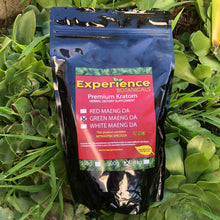 Load image into Gallery viewer, Experience Botanicals - Kratom Powder Tea Maeng Da Green Vein For Sale