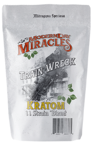 Modern Day Miracles - Kratom Powder Tea Train Wreck For Sale