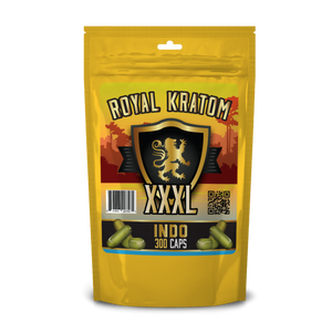 Royal Kratom - Capsule Indo 300ct