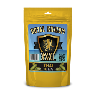 Royal Kratom - Capsule Thai 300ct