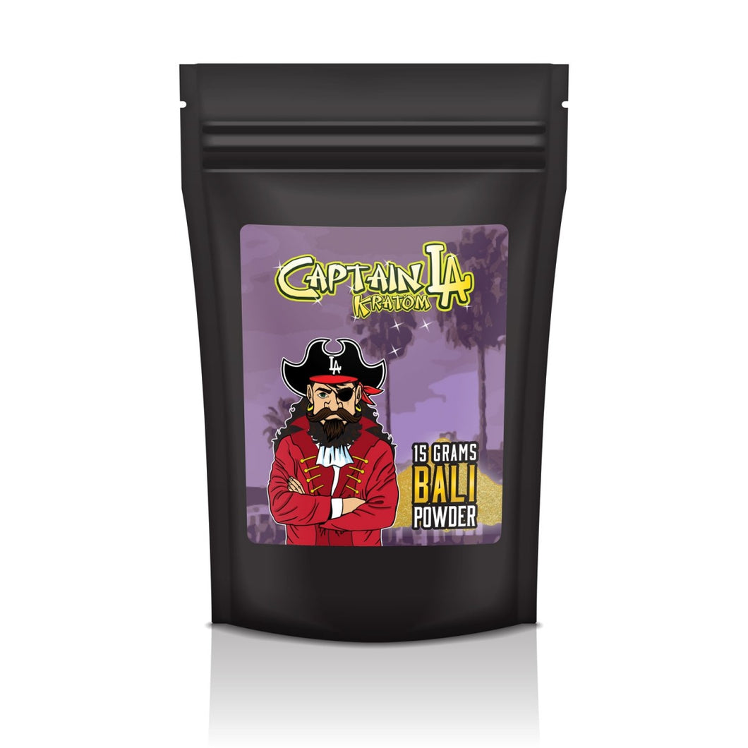 Captain LA - Kratom Powder Tea Bali For Sale