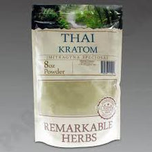 Load image into Gallery viewer, Remarkable Herbs- Kratom Powder Tea Thai For Sale