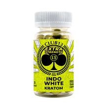 Load image into Gallery viewer, Club 13 - Kratom Capsule Indo White Extra Strength