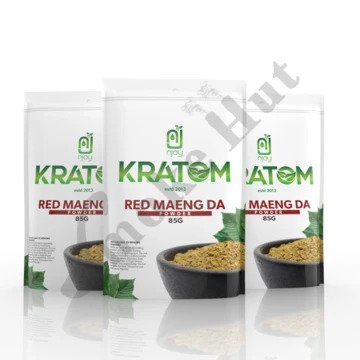 Njoy Kratom - Kratom Powder Tea Red Maeng Da 85gm For Sale
