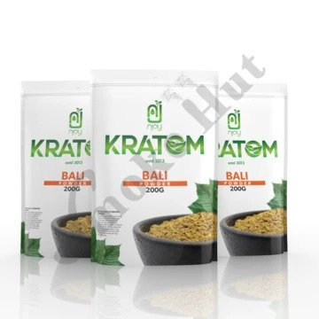 Njoy Kratom - Kratom Powder Tea Bali 200gm For Sale