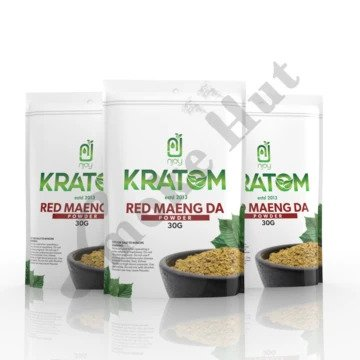 Njoy Kratom - Kratom Powder Tea Red Maeng Da 30gm For Sale