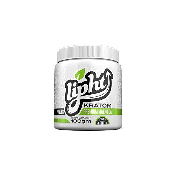 Lipht - Kratom Powder Tea Maeng Da Premium For Sale