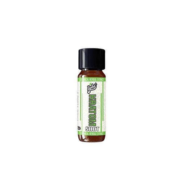 Lipht - Kratom Shot Herbal Liquid Extract Oil