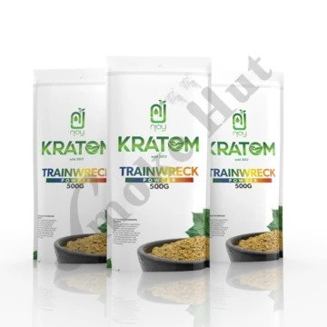 Njoy Kratom - Kratom Powder Tea Trainwreck 500gm For Sale