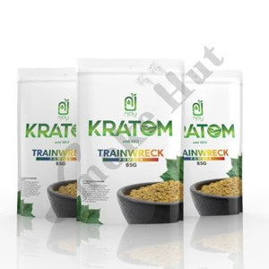 Njoy Kratom - Kratom Powder Tea Trainwreck 85gm For Sale
