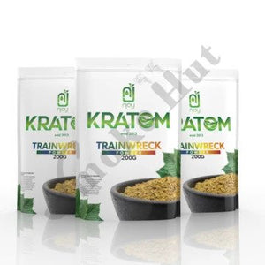 Njoy Kratom - Kratom Powder Tea Trainwreck 200gm For Sale