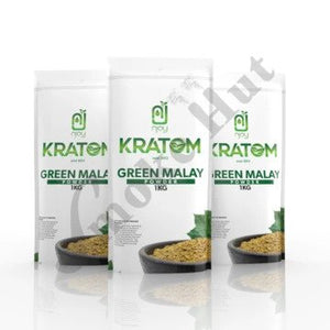 Njoy Kratom - Kratom Powder Tea Green Malay 1Kg For Sale
