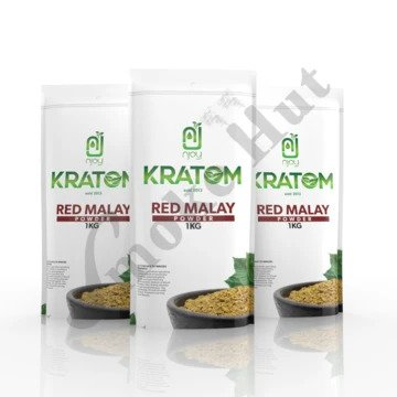 Njoy Kratom - Kratom Powder Tea Red Malay 1Kg For Sale