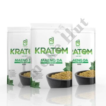 Njoy Kratom - Kratom Powder Tea Maeng Da 85gm For Sale